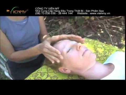 01 Dạy Massage Mặt - Đầu: Cách bắt đầu massage đầu