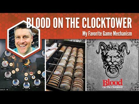 Blood on the Clocktower: My Favorite Game Mechanism