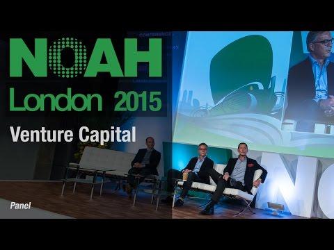 Venture Capital Panel - NOAH15 London