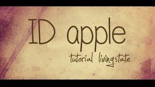 Como crear un ID de Apple gratis (Sin tarjeta de crédito) 2012