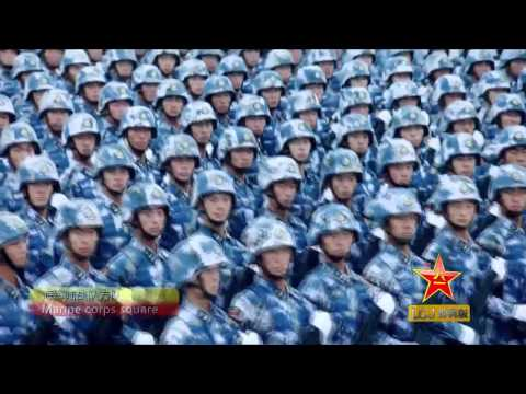 Армия Китая (видео