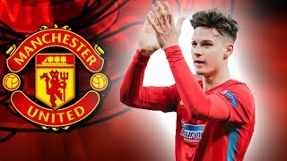 DENNIS MAN   Welcome To Manchester United?    Insane Speed, Skills & Goals 2018 (HD)
