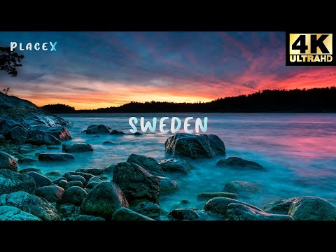 Beauty of Sweden in 4K
