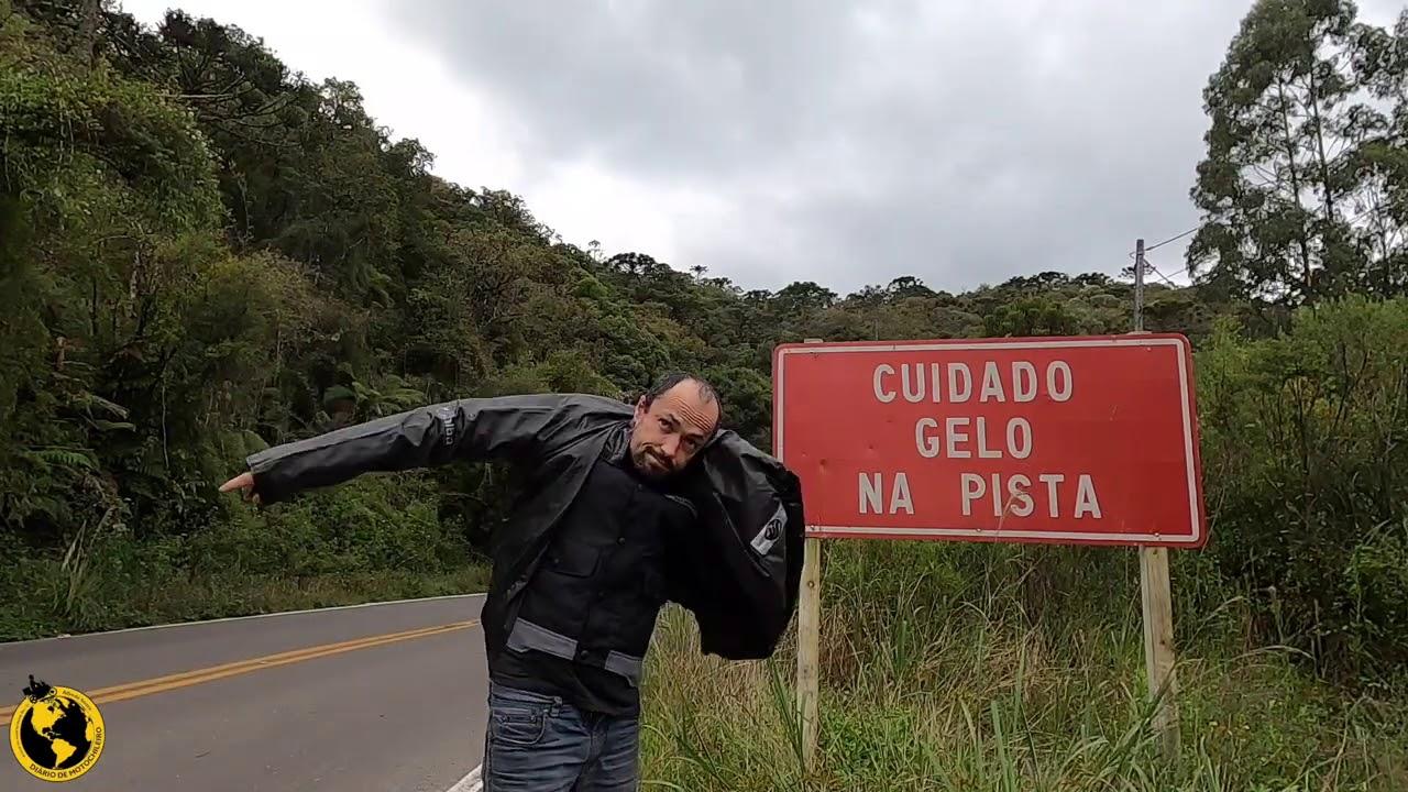 FUI VISITAR O CAMPING DO MOTOCHILEIRO T07EP213