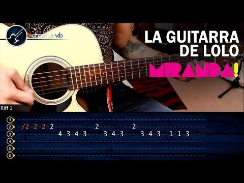 Como tocar La Guitarra de Lolo DON Miranda | Tutorial SOLO Christianvib