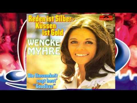 Wencke Myhre ♪  Reden ist Silber, Kussen ist Gold ♫ 1974
