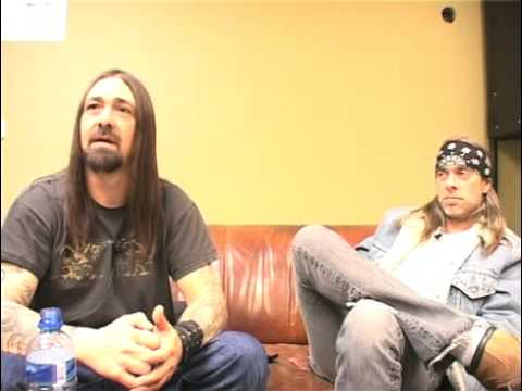Down interview - Rex Brown and Jimmy Bower 2008 (part 7)