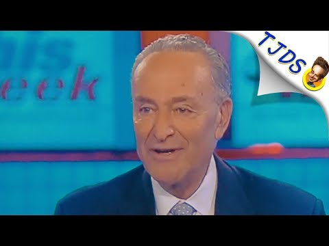 Chuck Schumer Admits Bernie Was Right