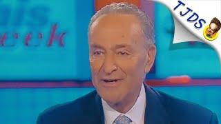 Chuck Schumer Admits Bernie Was Right