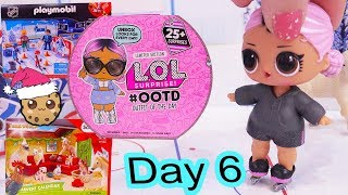 Day 6 ! LOL Surprise - Playmobil - Schleich Animals Christmas Advent Calendar - Cookie Swirl C