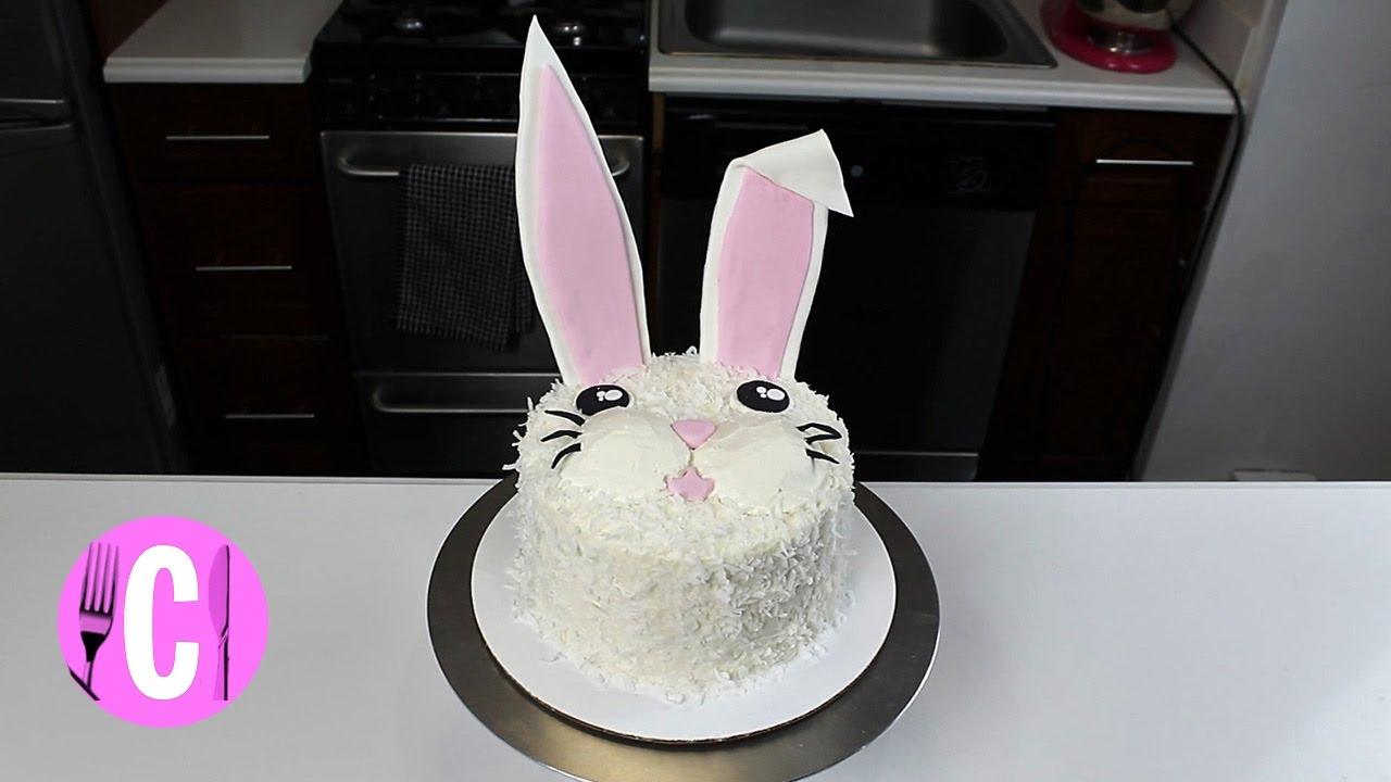 Cute Bunny Cake Cosmopolitan YouTube
