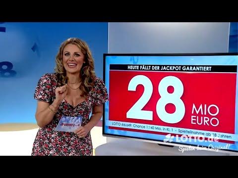 Ziehung der Lottozahlen vom 03.06.2020