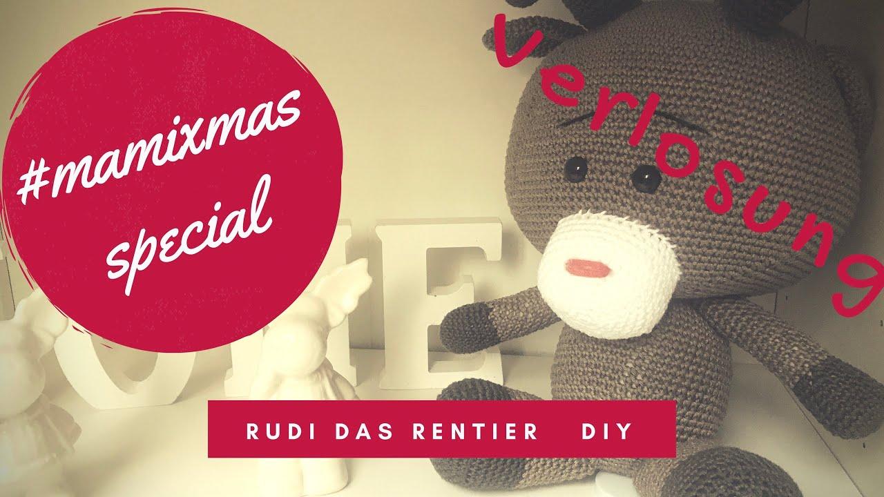 Diy Rudi Das Rentier Spieluhr Häkeln Verlosung