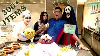 ৩০০+ আইটেমের বুফে - 300+ Items BUFFET BRUNCH In A 5 STAR HOTEL FOR HALLOWEEN - LE MERIDIEN DHAKA