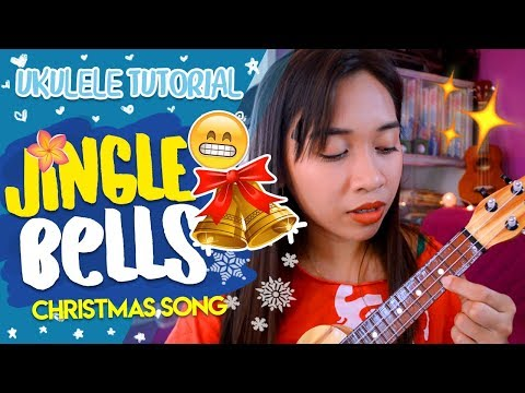 Jingle Bells (Christmas Song) Ukulele Tutorial