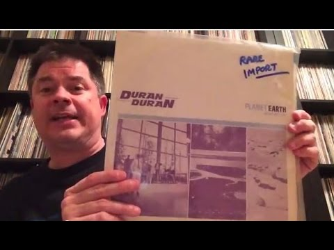 Jerry's Records new wave/indie vinyl haul 10.19.14