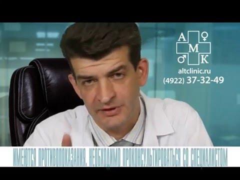 Гинекология в АМК Анурьев ВА Гистероскопия