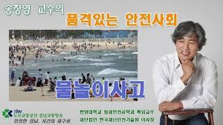 송창영 교수의 품격있는 안전사회 -  물놀이사고
