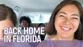 Back home in #Florida with my Family // Alice Dixson