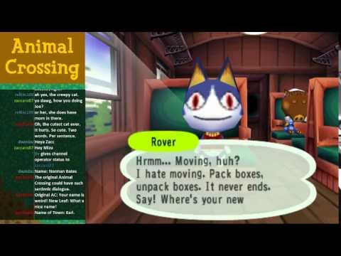 Animal Crossing Tom Cat