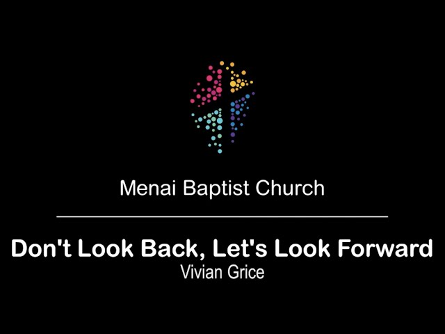 Replay - MBC 11-Oct-20 - Don't look back, Look forward