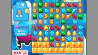 Candy Crush SODA SAGA level 278 NEW