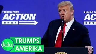 Die USA vor der Wahl – Ein zerrissenes Land