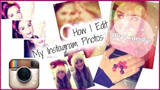 How I Edit My Instagram Photos [Only Free Apps!] Thumbnail