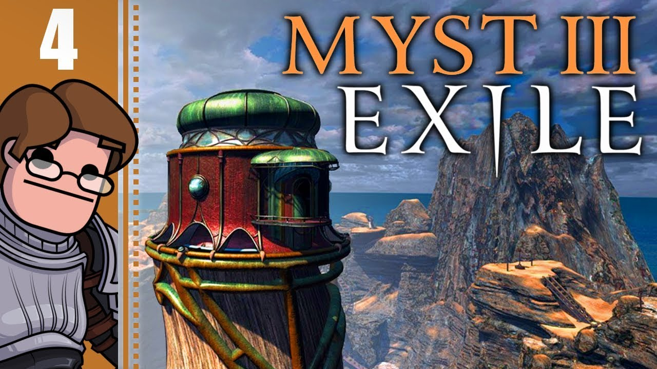 let s play myst iii exile part 4 patreon chosen game youtube