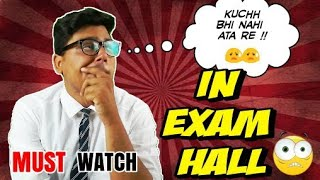 Exam Hall   Total Timepass