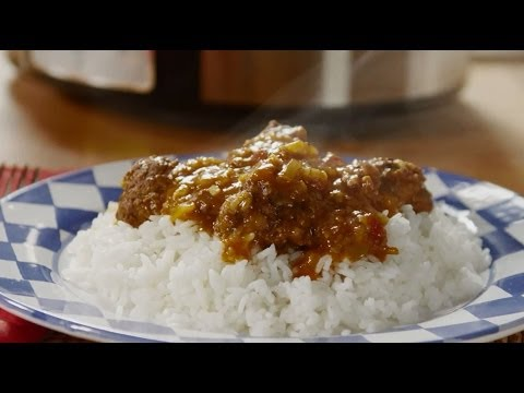 How to Make Porcupine Meatballs | Slow Cooker Recipes | Allrecipes.com