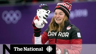 Canadian Olympian receives death threats from South Koreans