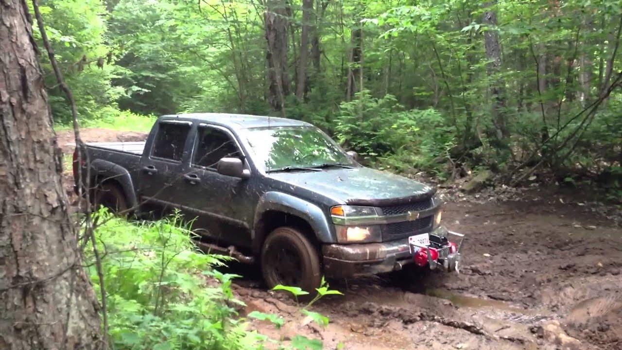 Chevy Colorado Off Road June 30 - YouTube