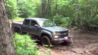 Chevy Colorado Off Road June 30