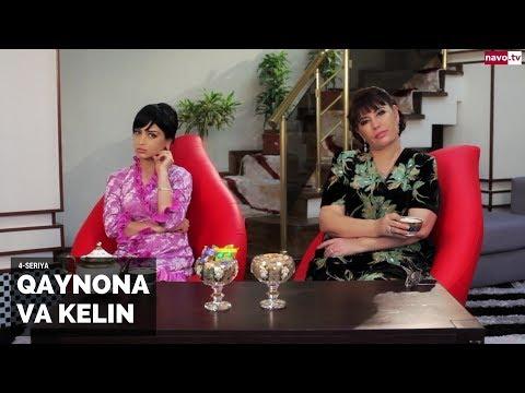 Qaynona va kelin (4-seriya)   Қайнона ва келин (4-серия)
