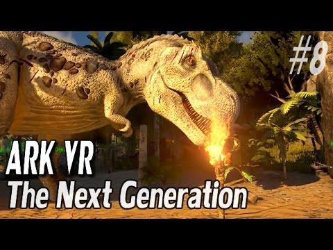 Oculus Rift - ARK Survival Evolved - TNG #8