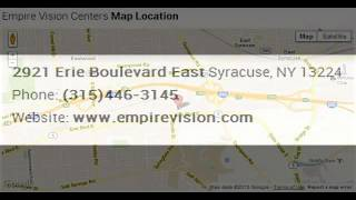 Empire Vision Centers Corporate Office Contact Information Thumbnail