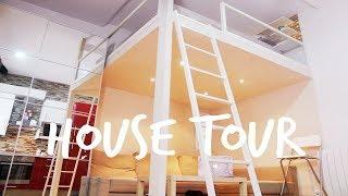 ¡¡HOUSE TOUR!! Mi estudio en Madrid