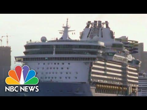 Royal Caribbean Test Cruise Sets Sail