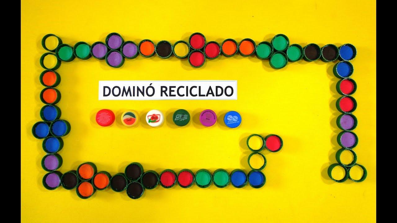 Como Confeccionar Jogos Educativos De Material Reciclavel