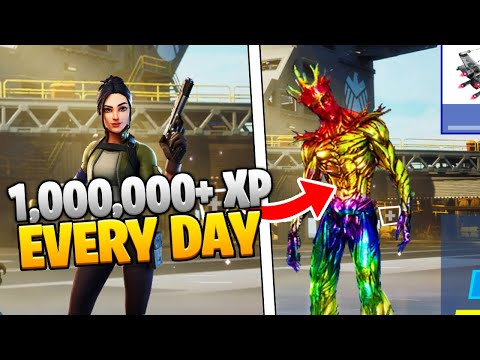 How To Level Up FAST In Fortnite BEFORE SEASON 5! | Fortnite Level Up Fast & Easy!