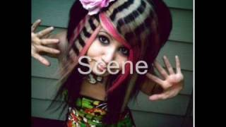 The Difference Between Emo and Scene Kids