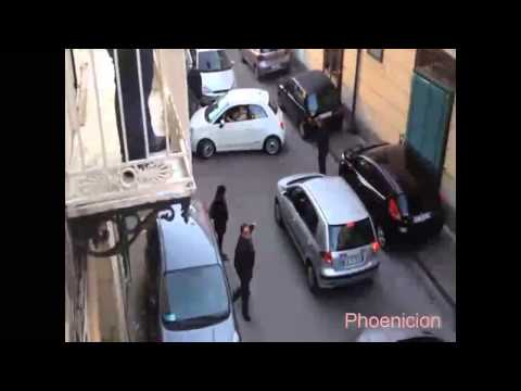Road Rage! Italian Style!