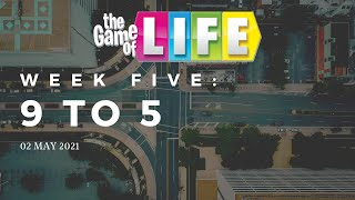 The Game of Life: 9 to 5