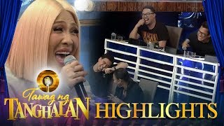 Tawag ng Tanghalan: Vice Ganda asks the hurado to impersonate Vina Morales' voice
