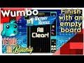 Tetris 99 Bounty - -Finish a win with an