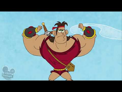 Dave the Barbarian(バーバリアン・デイブ) Japanese Opening - YouTube