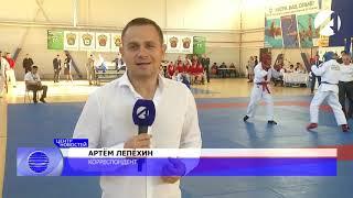 В Астрахани прошёл чемпионат по рукопашному бою таможенных органов