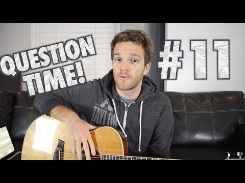 Question Time! Debut Albums, Theory Advice and Hozier
