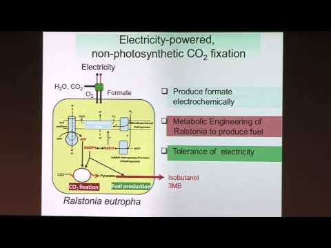 ReSET 2012 Technological Innovations Panel: Professor James C. Liao UCLA